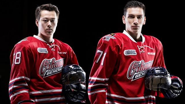 MITCHELL VANDE SOMPEL AND MICHAEL DAL COLLE NAMED TO TEAM OHL SUBWAY 640x360