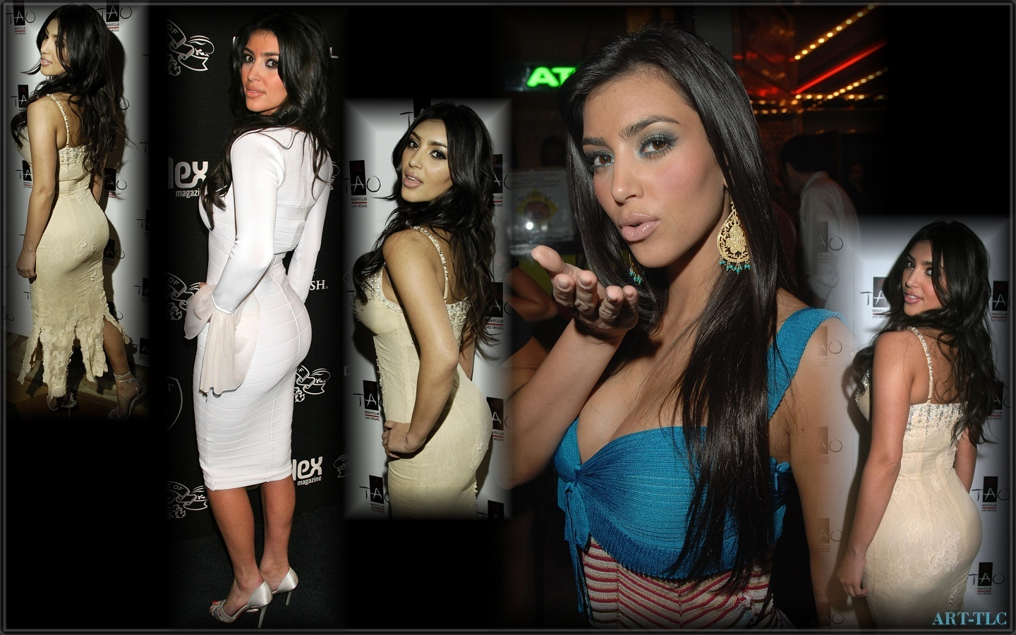 Kim Kardashian Kim wallpapers 1440x900