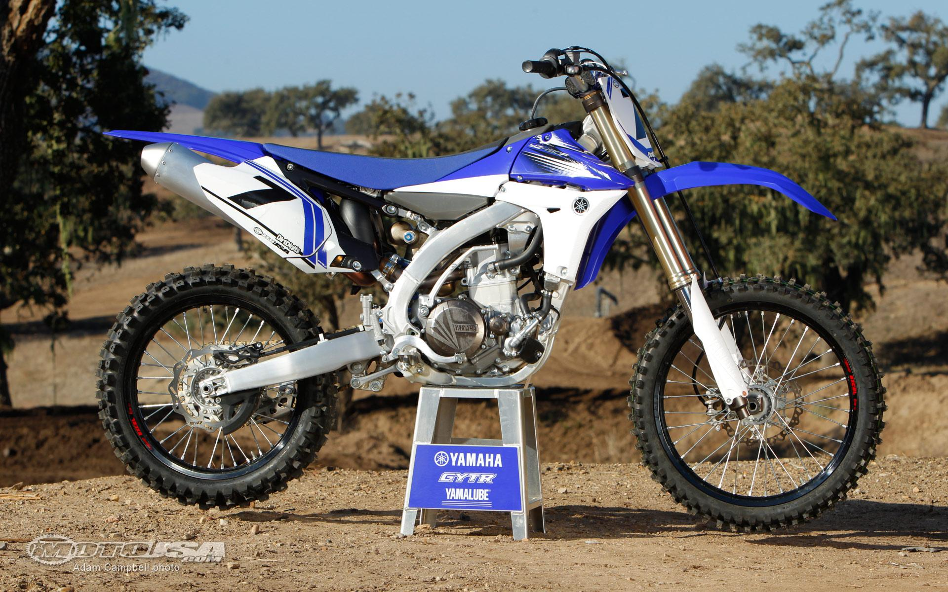 Yamaha dirt bike wallpaper wallpapersafari for Yamaha mini dirt bikes