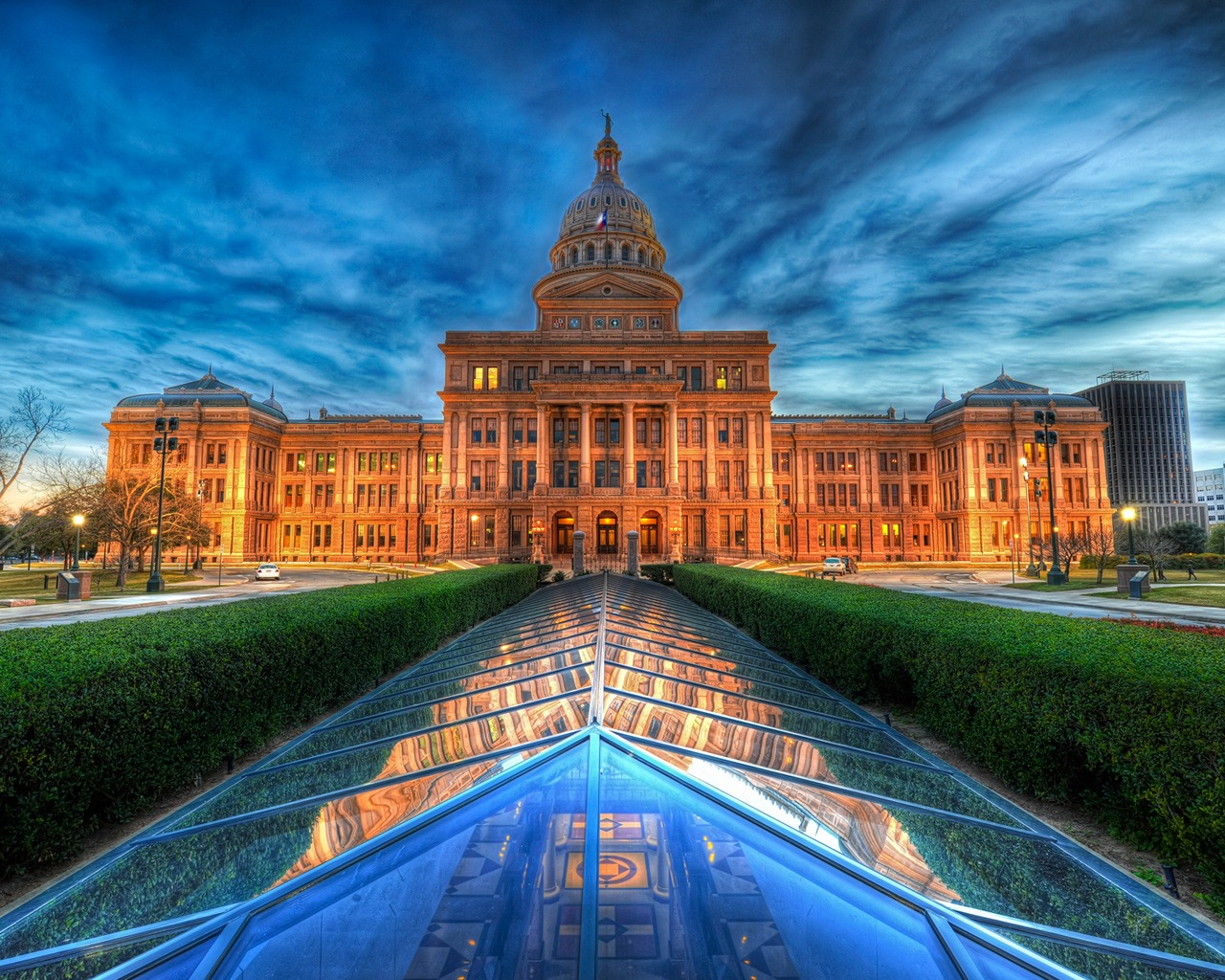 Texas State Capitol Wallpaper United States World Wallpapers in 1280x1024