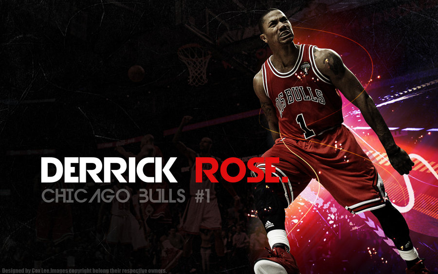 Derrick Rose Wallpaper Hd 2012 Derrick rose wallpaper by 900x563