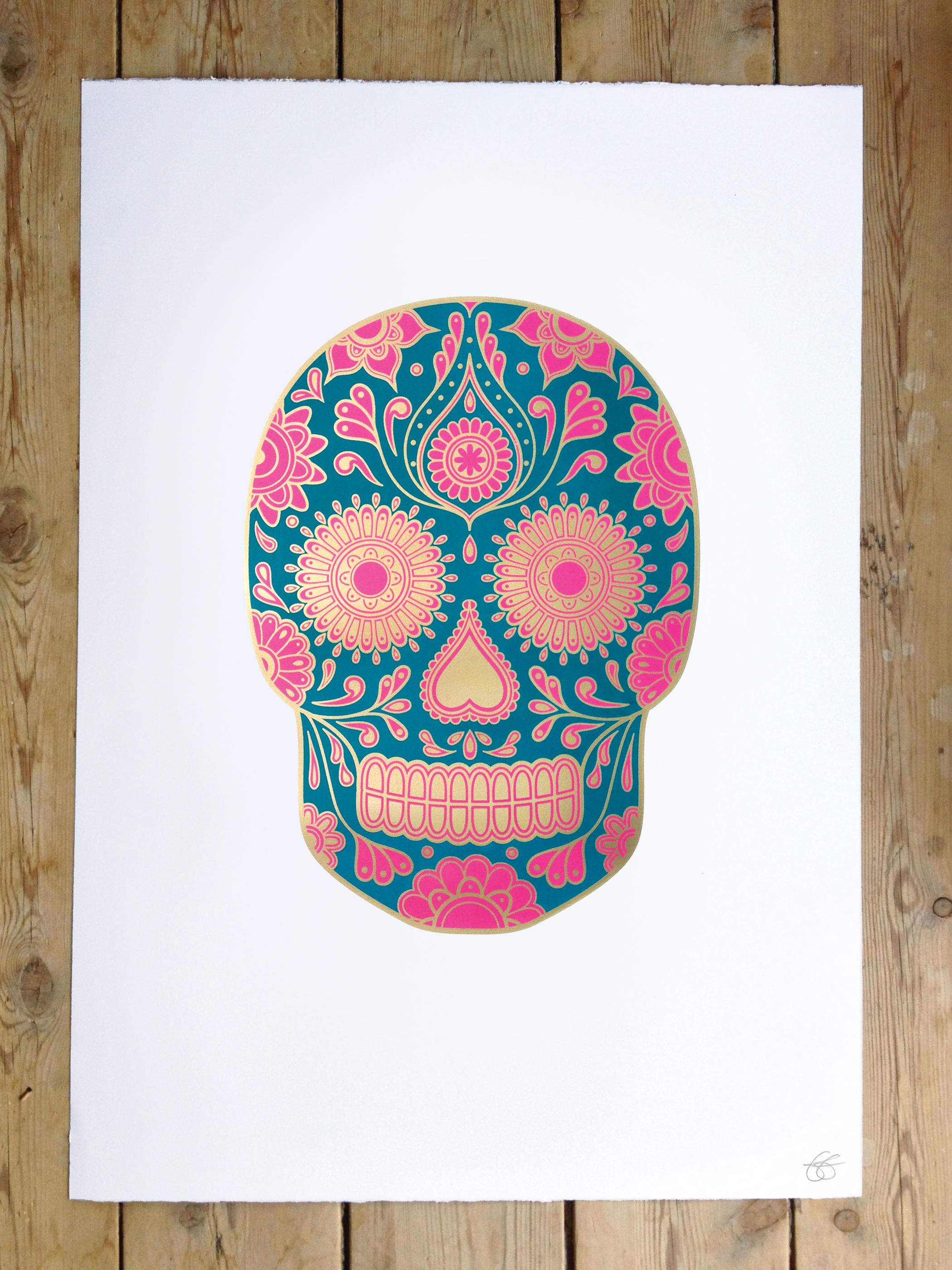 Sugar Skulls Wallpaper Sugar skull wallpaper 2100x2800