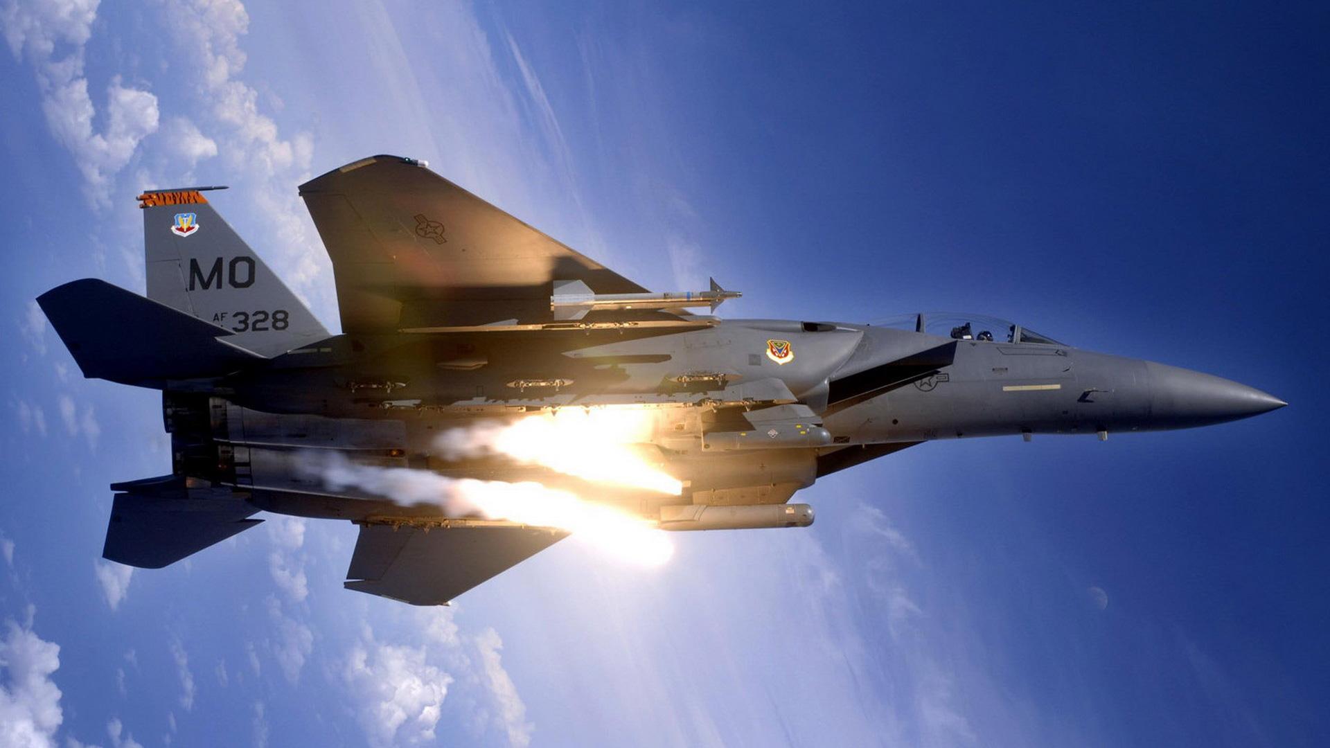 F15 Eagle Jet 1920x1080 HD Image Aircraft Jet Fighter 1920x1080