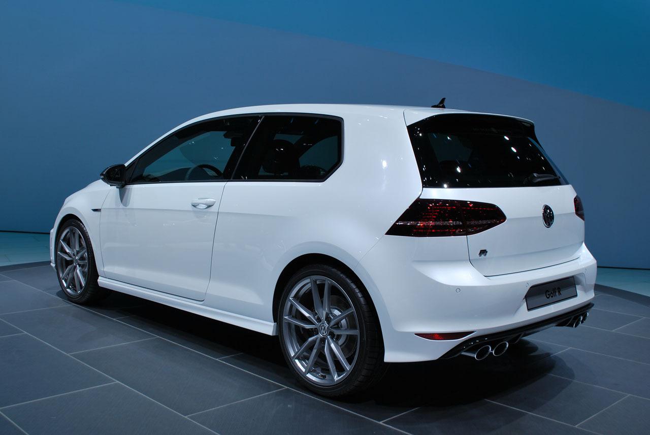 2014 Volkswagen Golf R HD Photo Wallpaper CarsWallpaperNet 1280x857