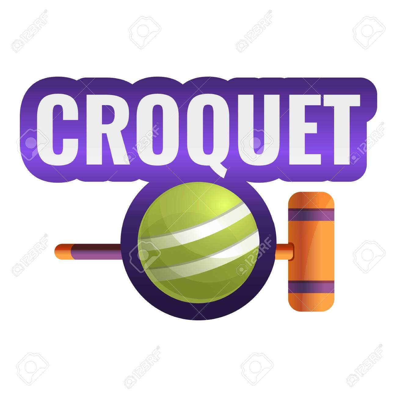 Croquet Icon Cartoon Of Croquet Vector Icon For Web Design 1300x1300