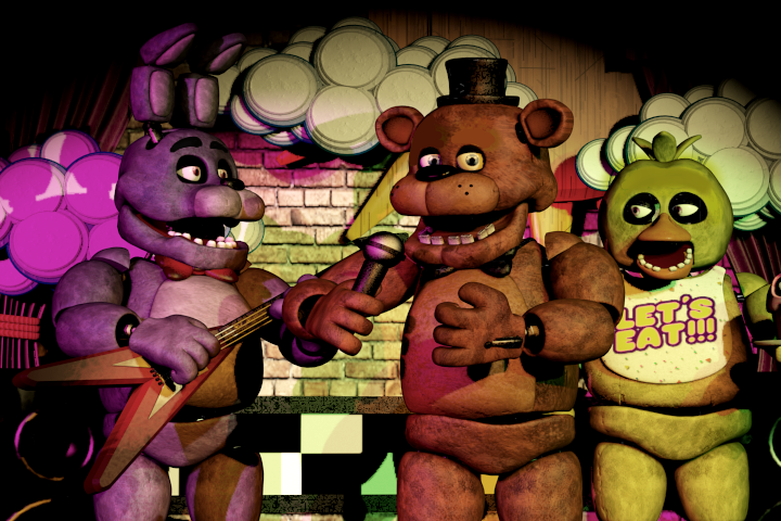 FNaF Funny Alterations 1 by EmoRockerXD 720x480