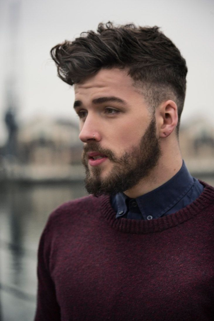 beard styles hd wallpapers   Google Search Grooming Pompadour 730x1095