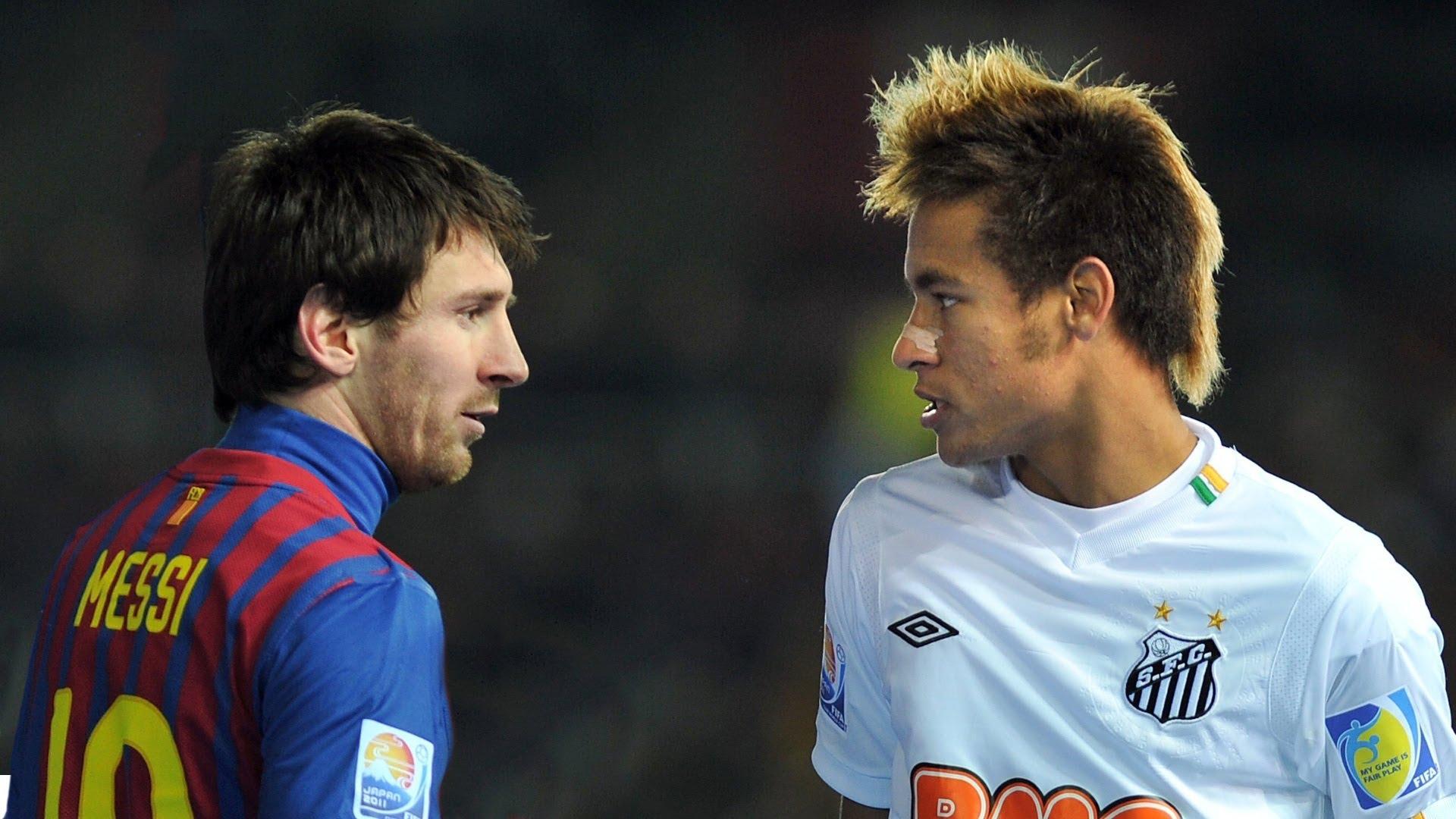 Messi Vs Neymar Wallpaper   Football HD Wallpapers 1920x1080