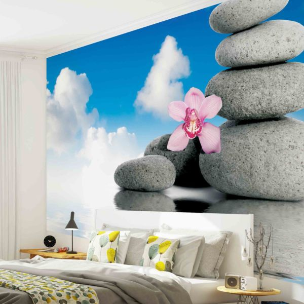 Zen Spa Serenity Photo Wallpaper Wall Mural Ds849p 600x600