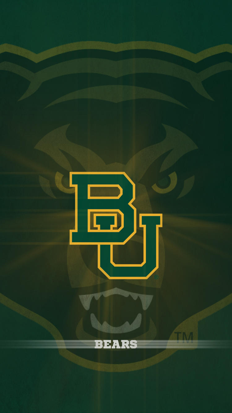 Baylor Wallpaper 750x1334