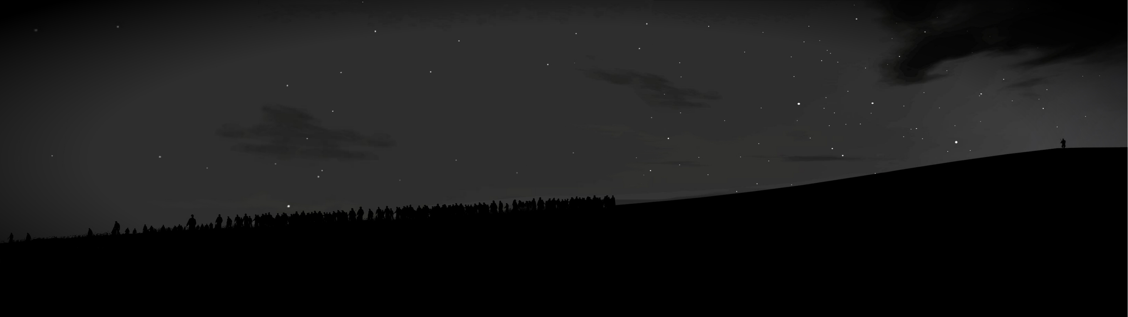 think of the DayZ dual monitor wallpaper I put together today dayz 3840x1080