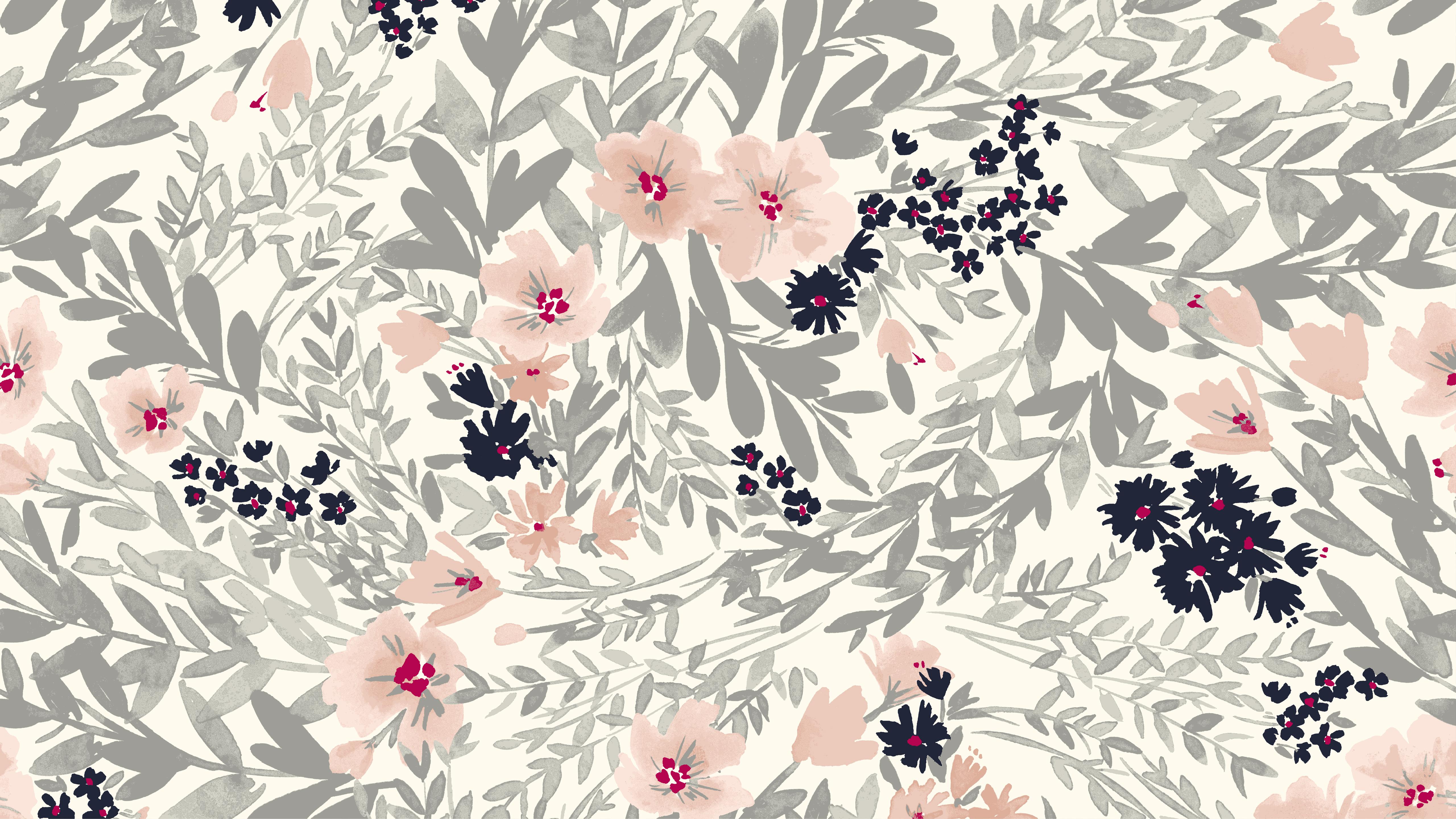 Flower Background   Desktop Backgrounds Floral 930707   HD 5120x2880