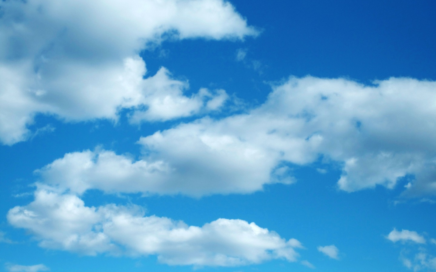 Sky Clouds Wallpapers Summer Blue Sky Clouds 1440x900