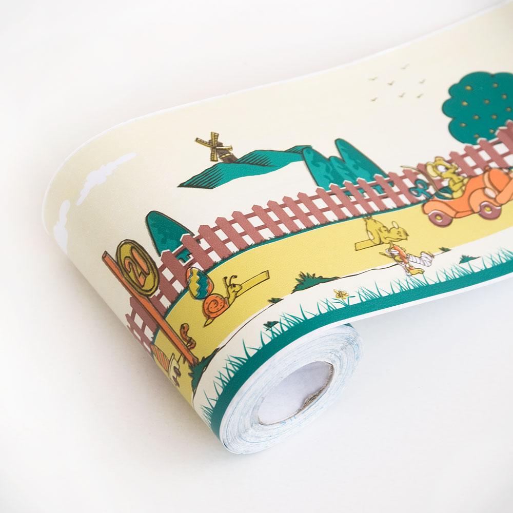 Gerbera Self Adhesive Wallpaper Borders Home Decor Roll Bed Mattress 1000x1000