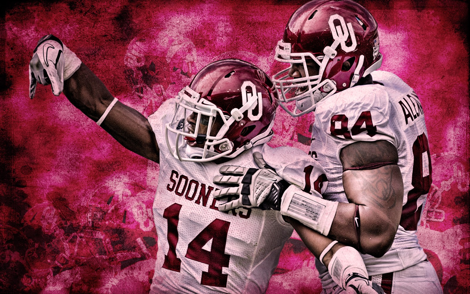 Oklahoma Football Wallpaper Oklahoma sooners wallpaper 1600x1000