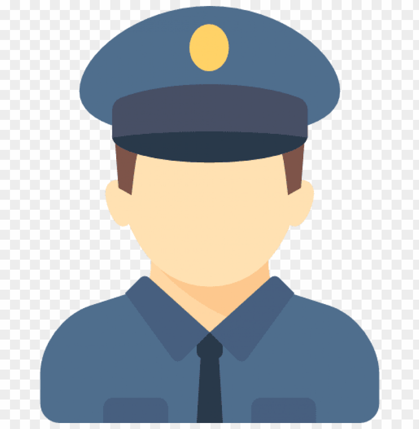 policeman png PNG image with transparent background TOPpng 840x859
