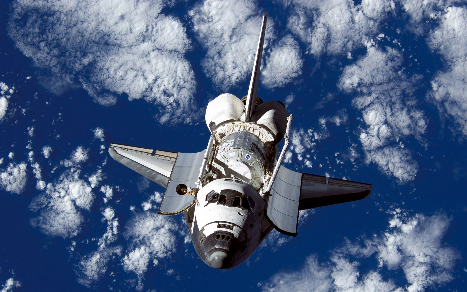wallpapers Discovery Space Shuttle 1600x1000