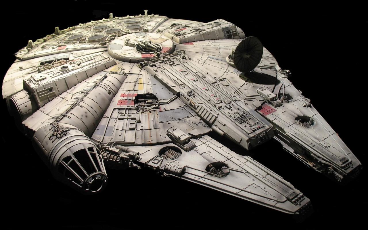 Millennium Falcon   Star Wars wallpaper 19343 1280x800