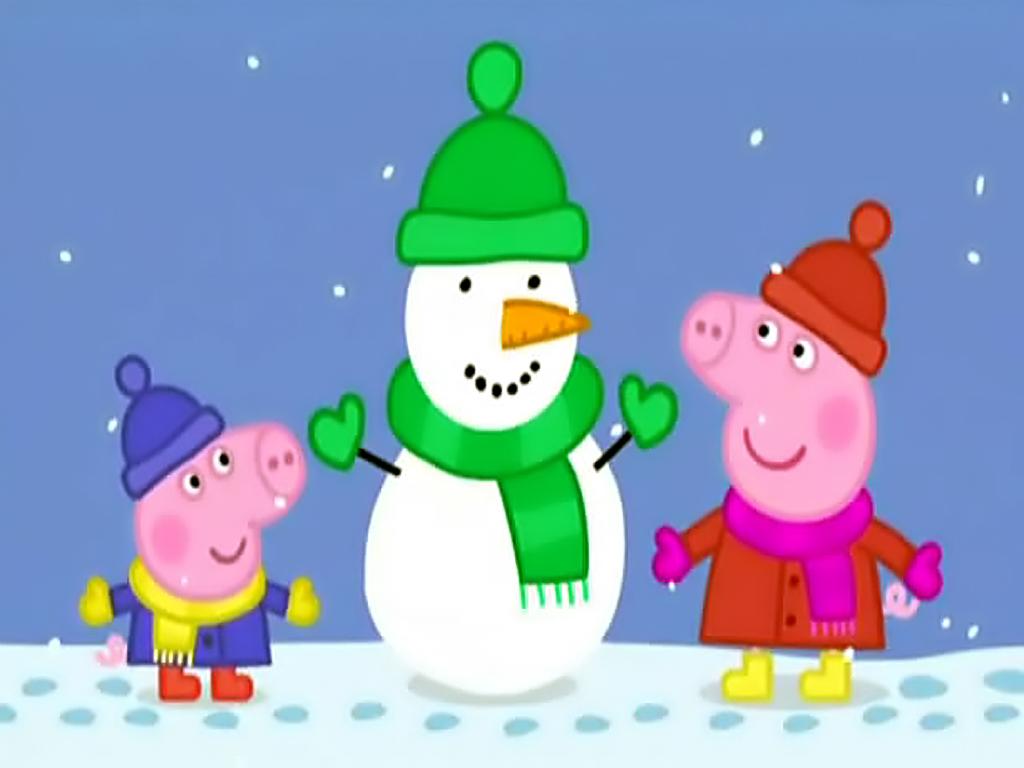 chloe pig rebecca rabbit suzy sheep grandpa pig mummy pig granny pig 1024x768