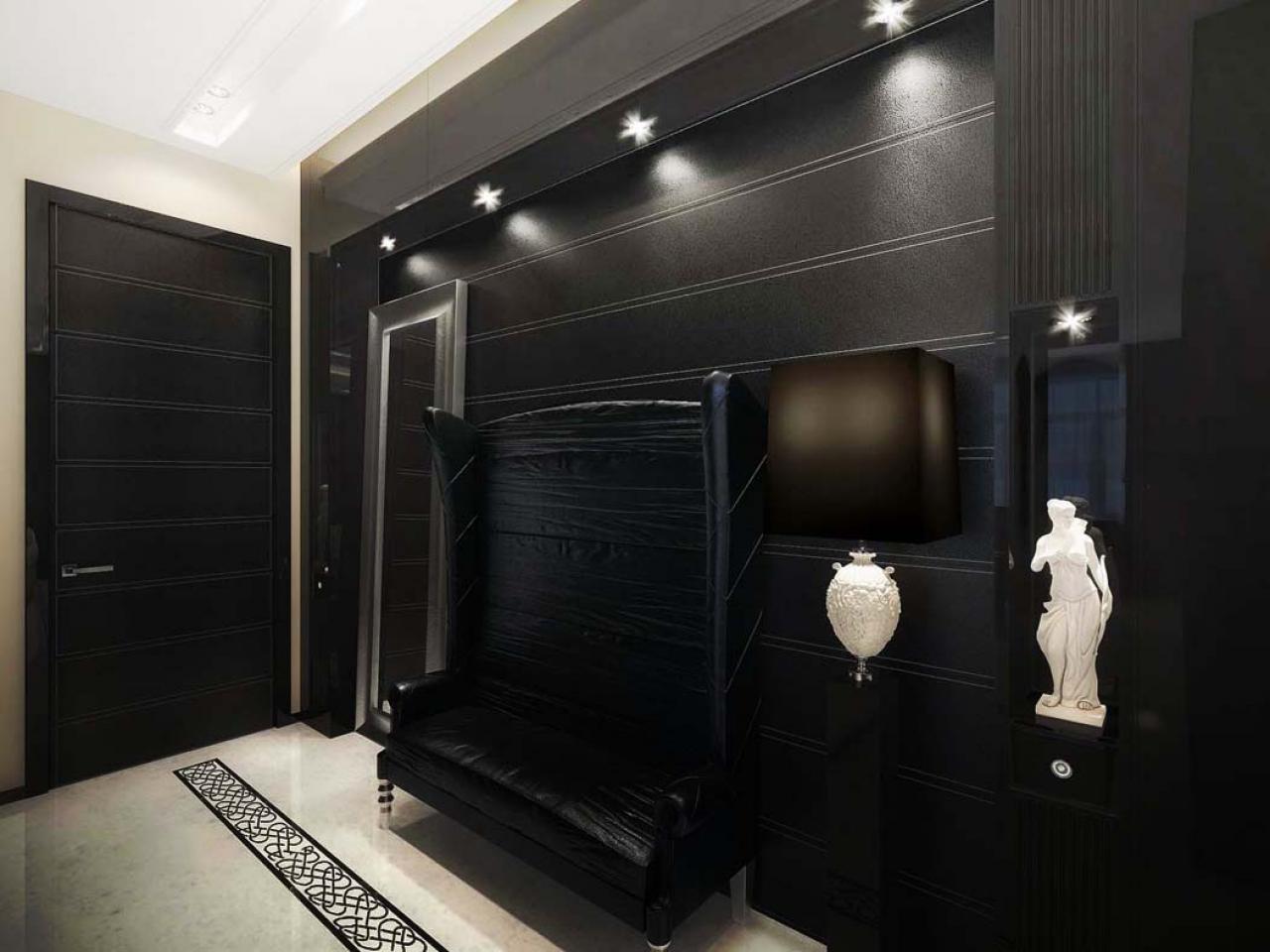 Wallpaper modern vintage luxury apartment by geometrix design 1280x960