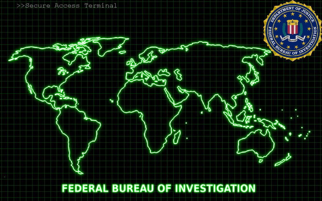 fbi login screen wallpaper pictures to pin on pinterest