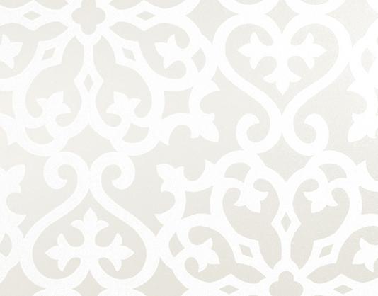 Pearl White Wallpaper Allison wallpaper 534x418
