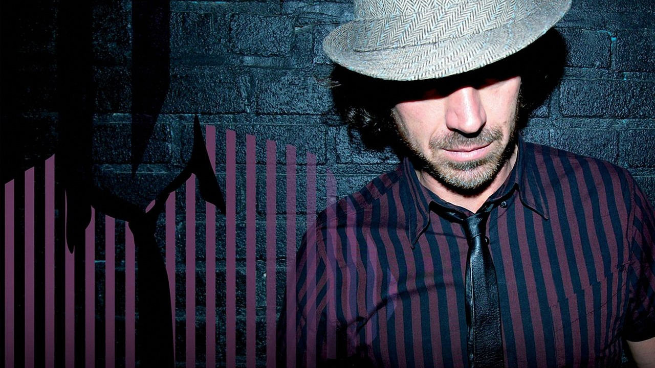 Download wallpaper 1280x720 benny benassi wall hat light 1280x720