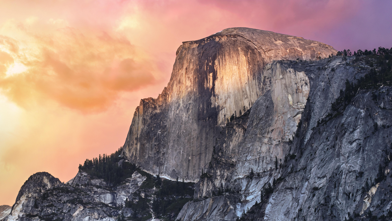 Yosemite Wallpaper Nature Forest Yosemite Wallpaper OSX 5418x3048