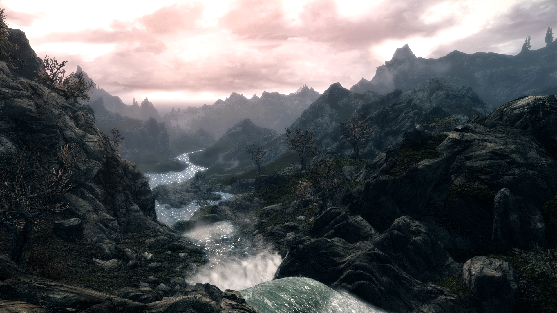 Background Beautiful Crytek Final Fantasy Modding Official
