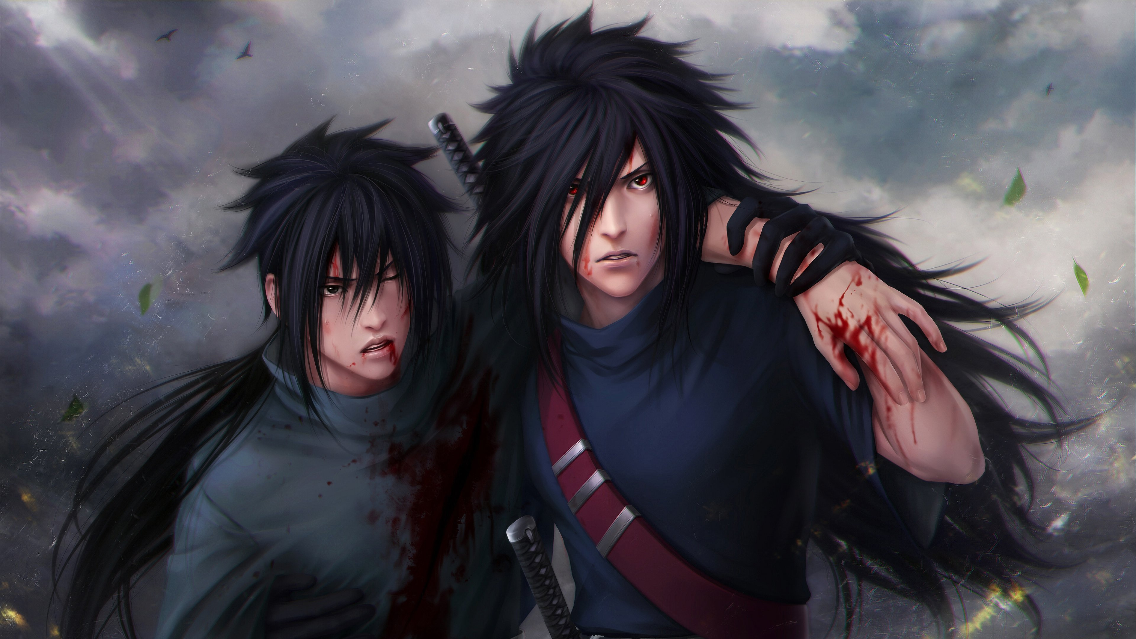 madara uchiha wallpaper 3840x2160