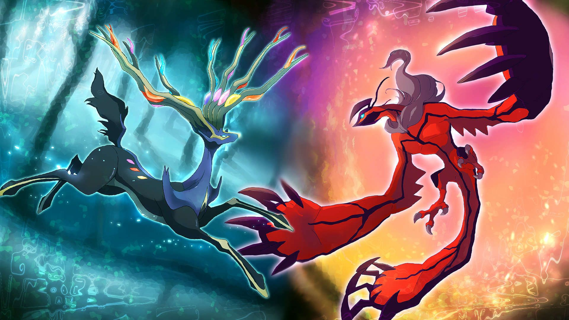 download All Legendary Pokemon Wallpapers [1920x1080] for 1920x1080