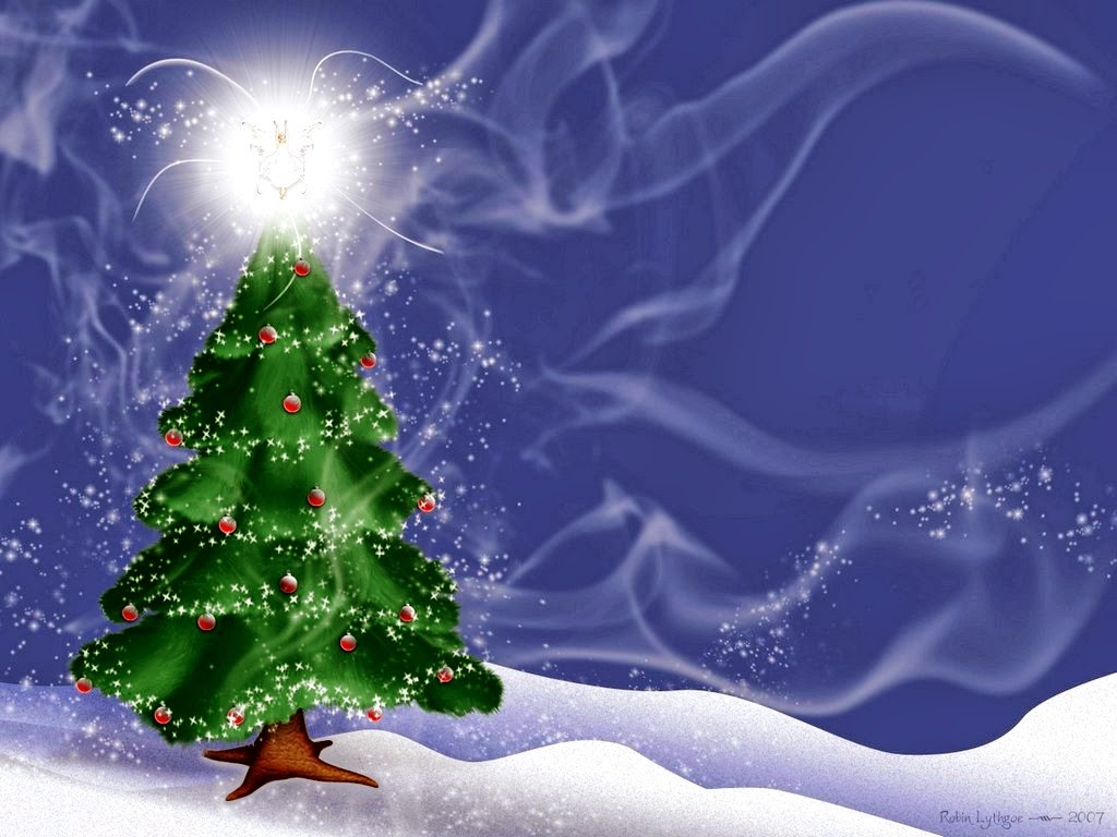 free animated christmas desktop backgrounds 1024x768
