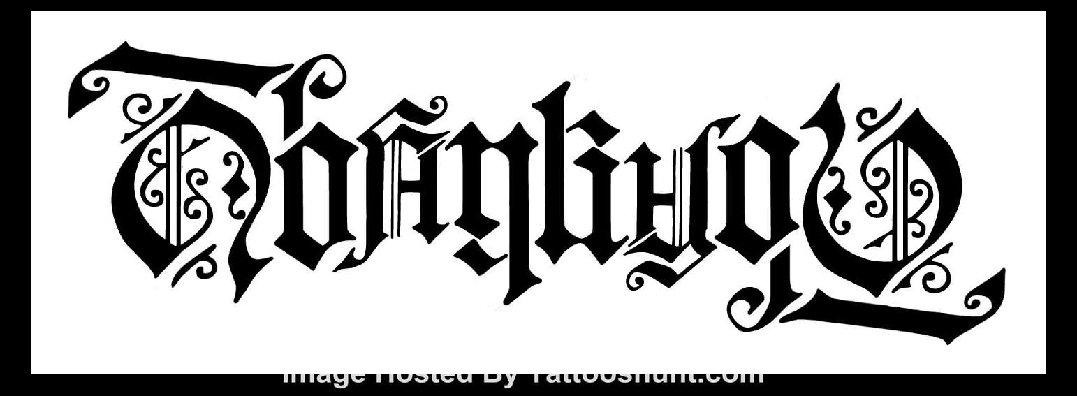 Ambigram Tattoo Generator 94 images in Collection Page 2 1542x567