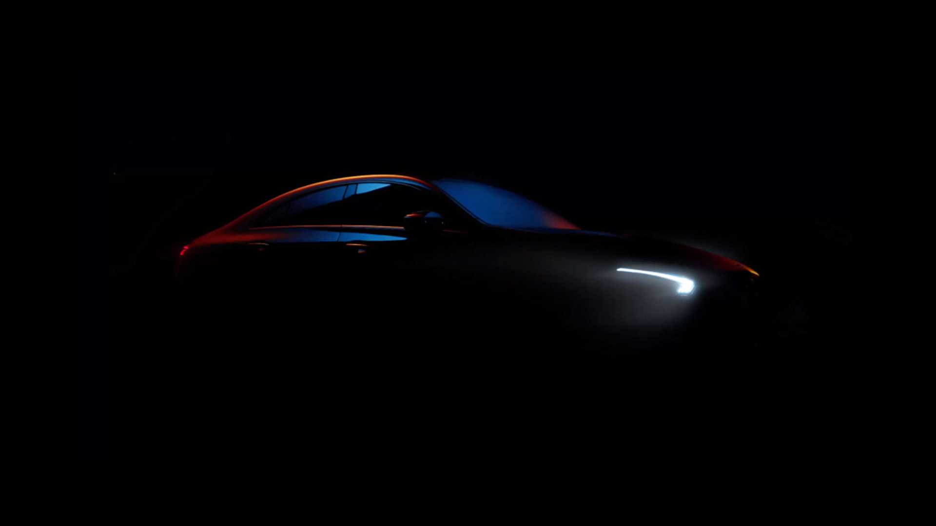 2020 Mercedes CLA Class Teaser Reveals The Sedans New Eyes 1920x1080