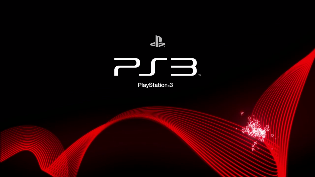 Free Download Red Logo Ps3 Hd Wallpaper 3d Abstract