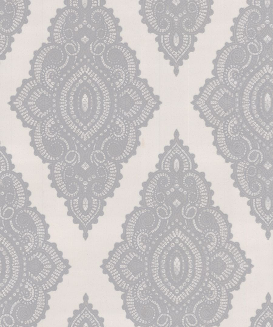 white jewel wallpaper Designer Homeware Sale Outlet SECRETSALES 900x1080