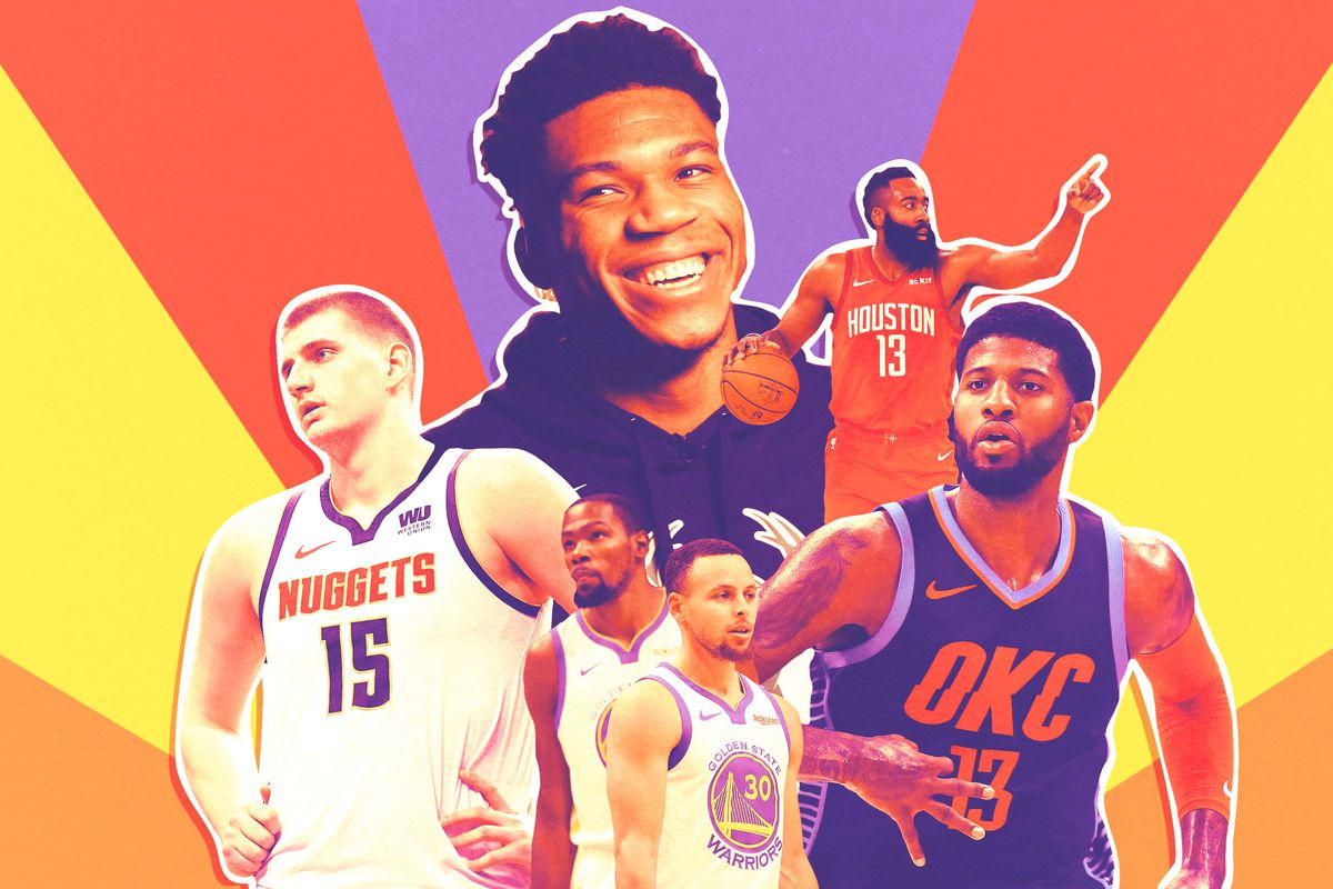 The Five Most Interesting MVP Candidates in the NBA   The Ringer 1200x800