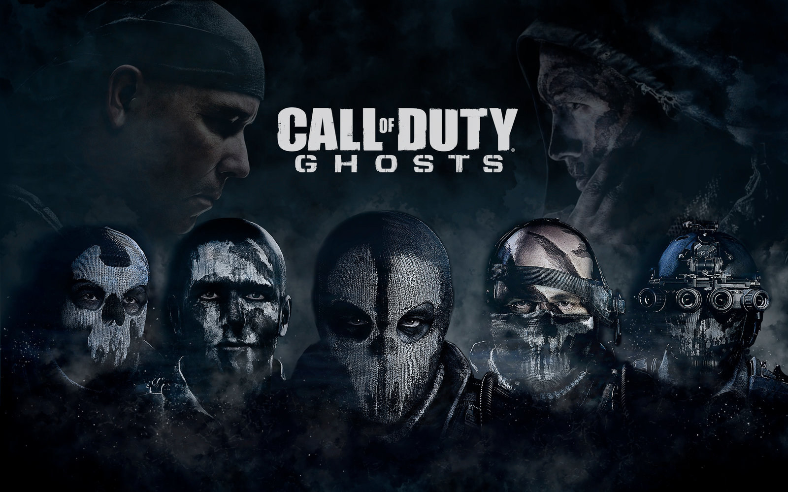 Call Of Duty Ghost Wallpaper 1600x999