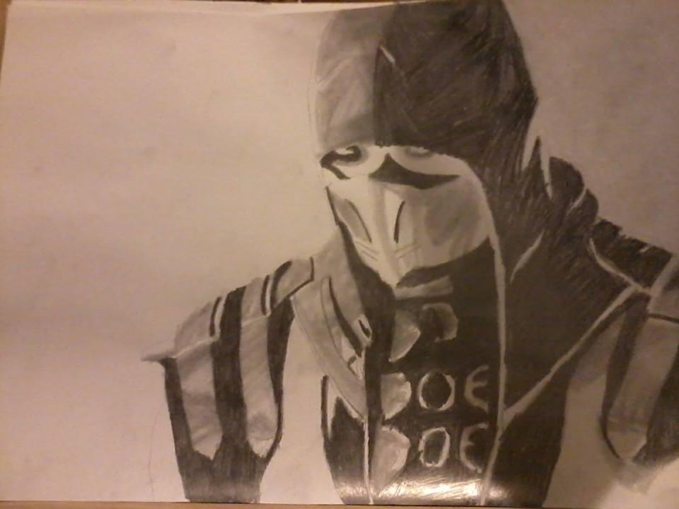 Scorpion MKX by KinkyTurian 960x720