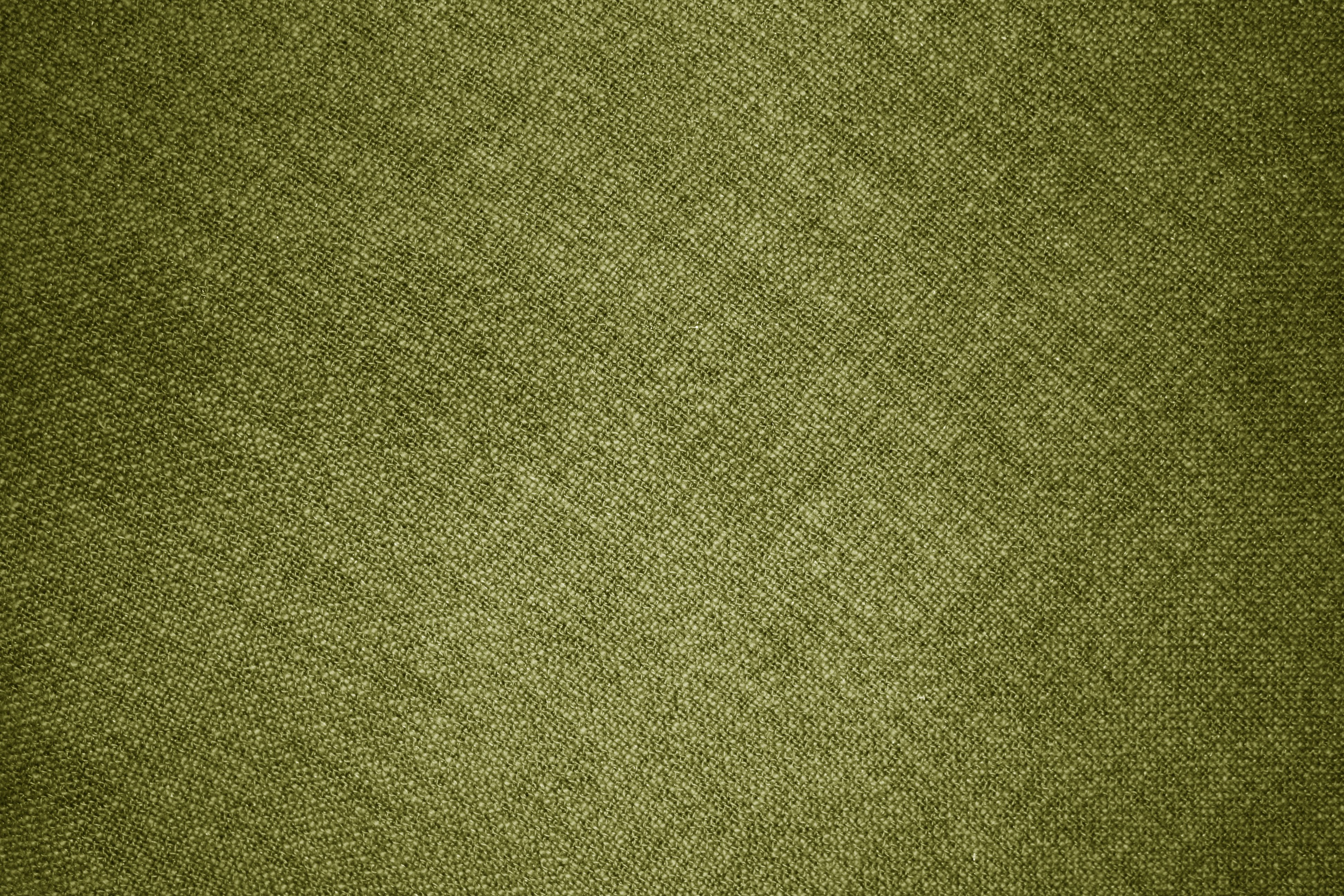 Olive Green Fabric Texture Picture Photograph 3888x2592