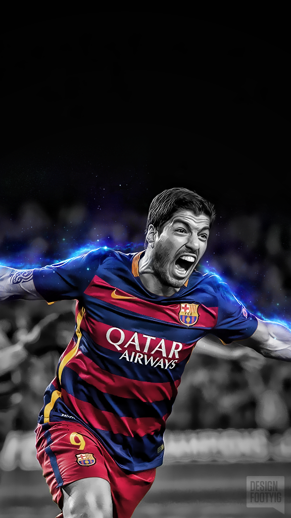 Luis Suarez IPhone Wallpapers WeNeedFun 576x1024