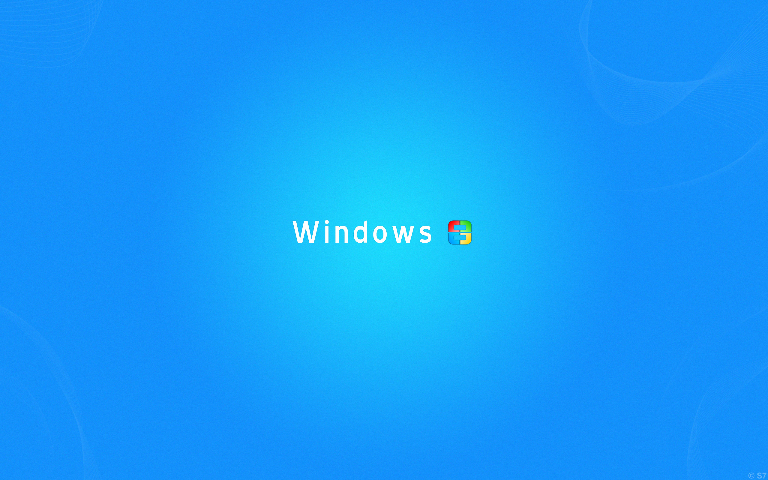 Stock Windows 10 Wallpaper