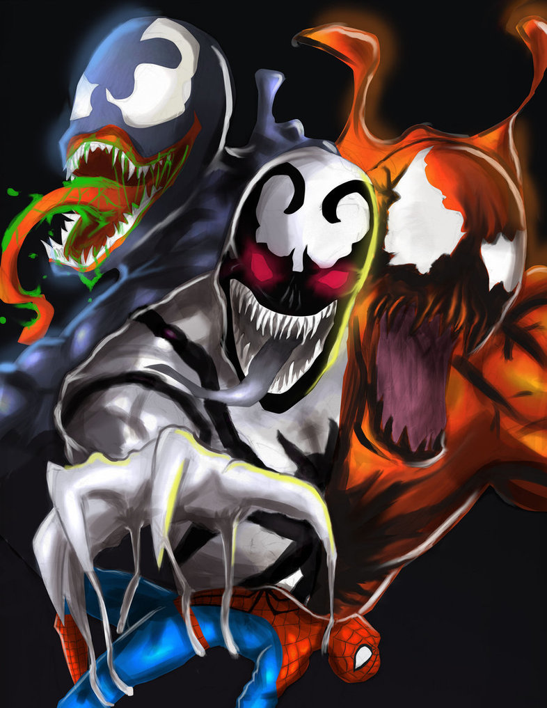 anti venom wallpaper wallpapersafari