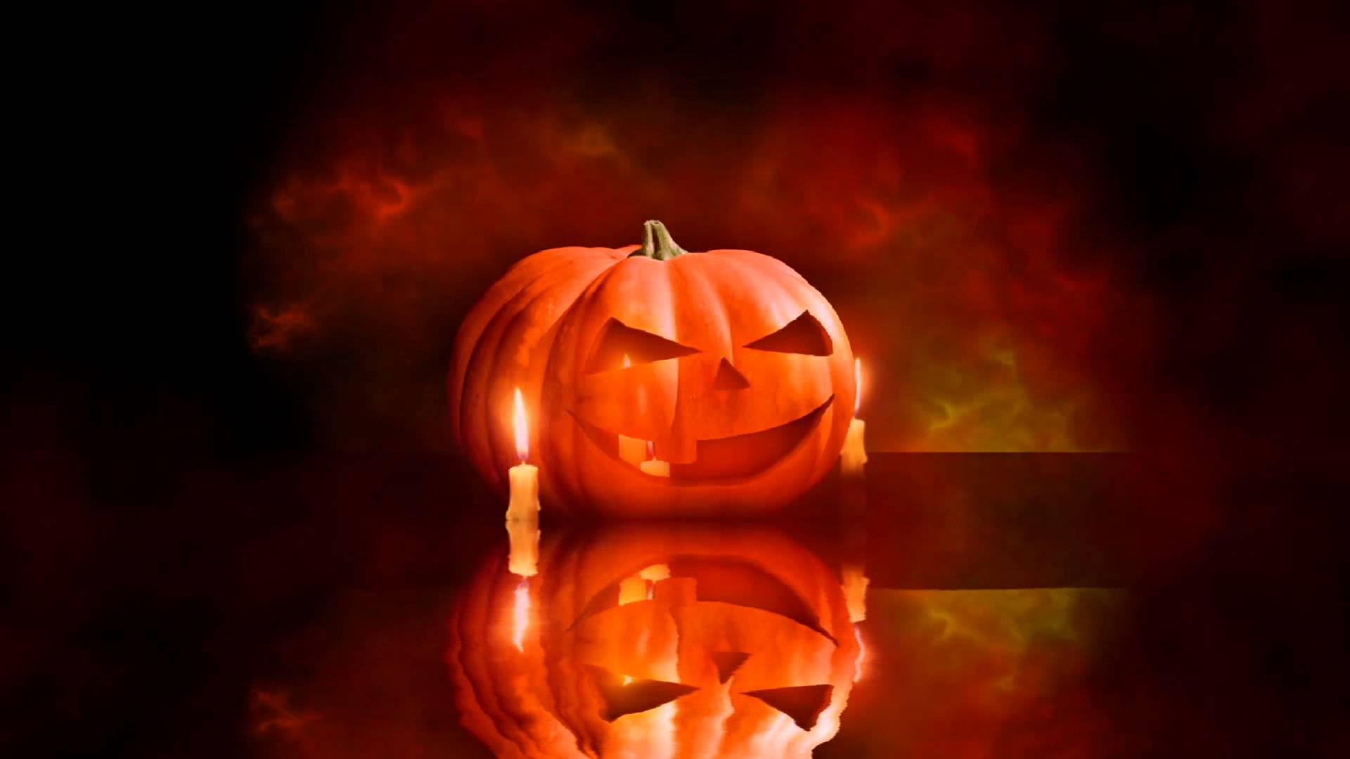 Halloween Animated Wallpaper httpwwwdesktopanimatedcom 1920x1080