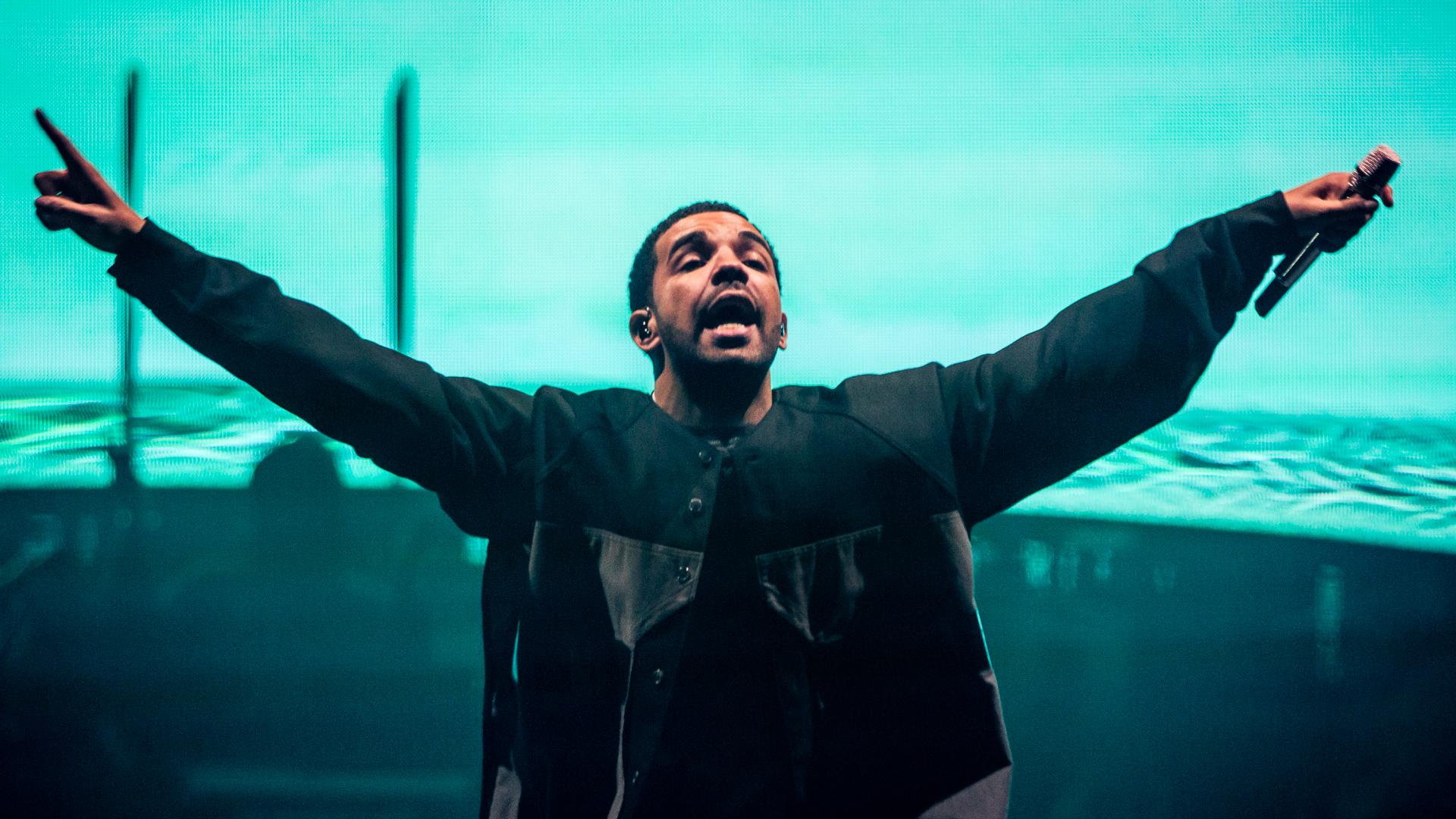 Drake Pointing Rap Wallpapers 1920x1080