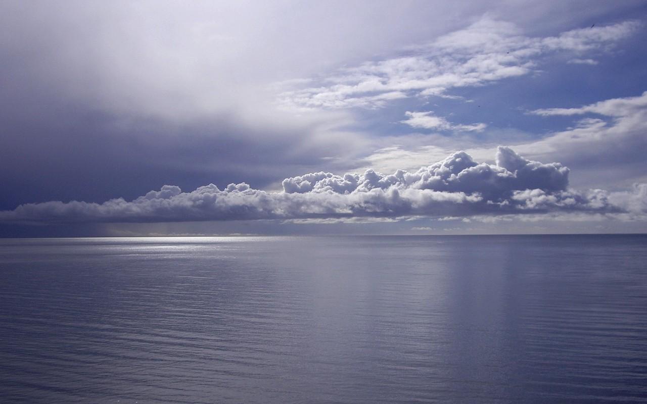 Ocean and Sky Wallpapers Screensavers   Ventubecom 1280x800