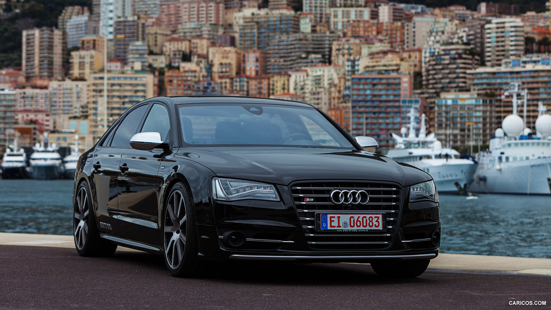 2013 MTM Audi S8   Front HD Wallpaper 8 1920x1080