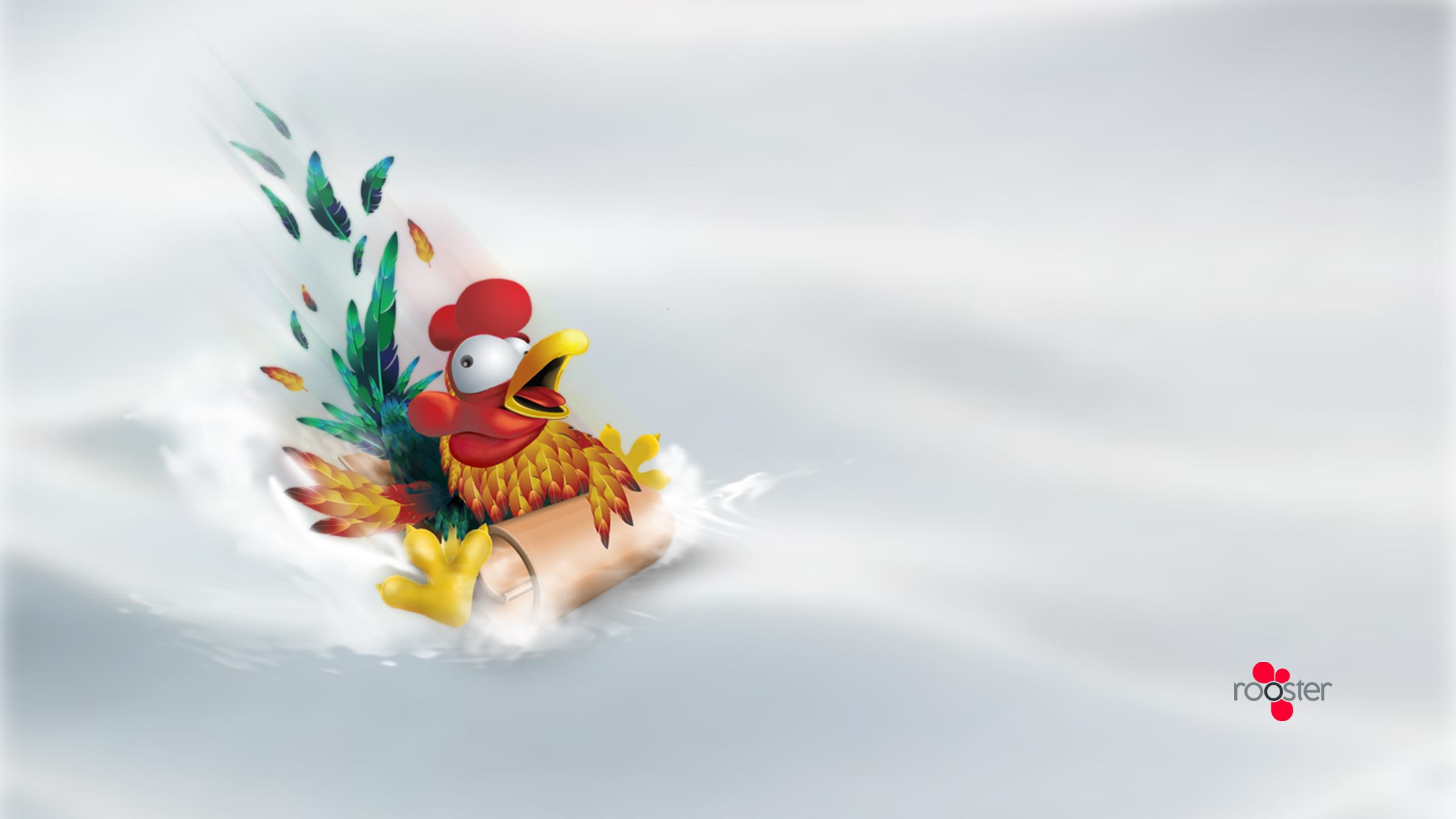 wallpapers birds holiday pictures rooster wallpaper 2560x1440 2560x1440