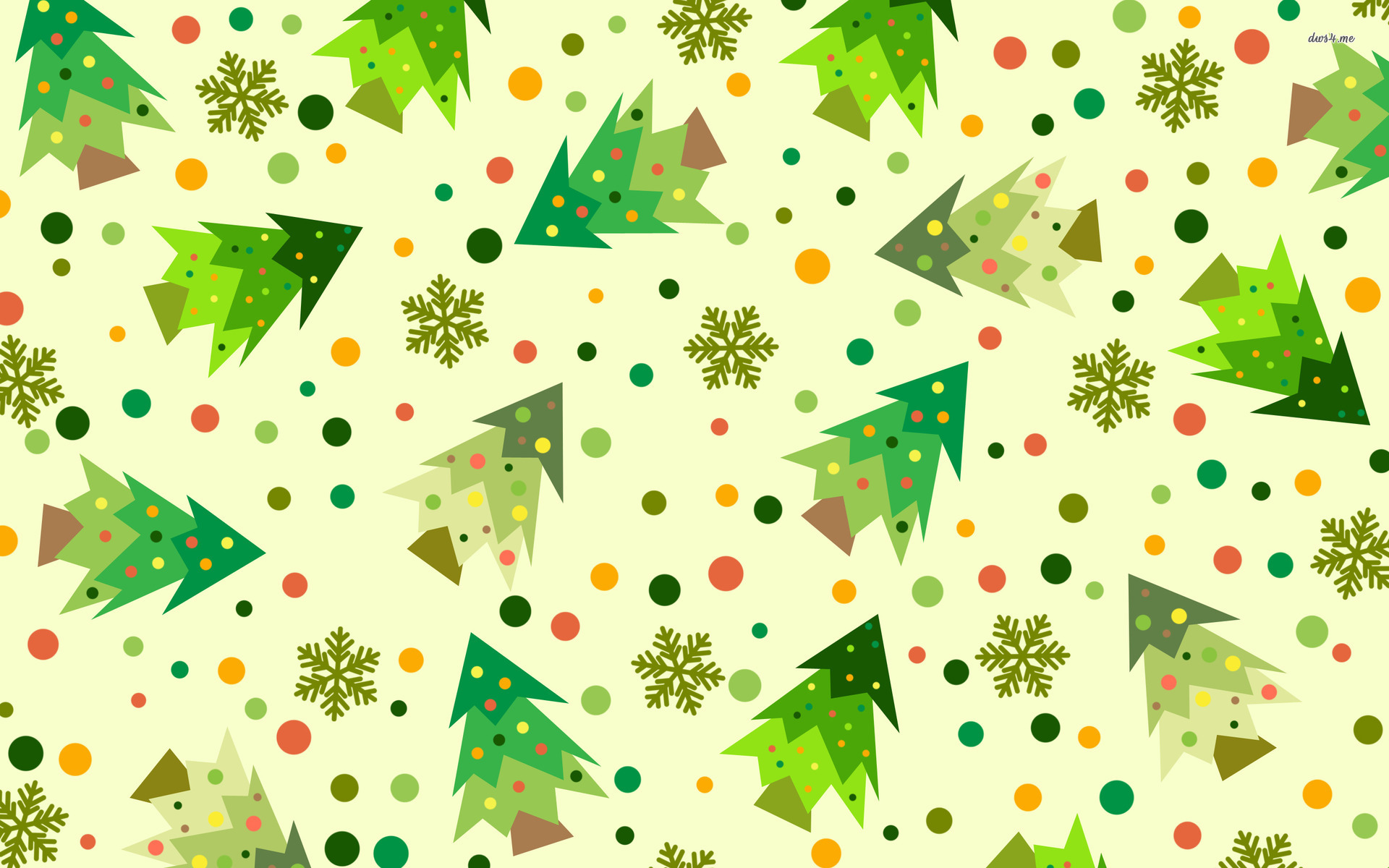 Christmas tree pattern wallpaper   Holiday wallpapers   21132 1920x1200