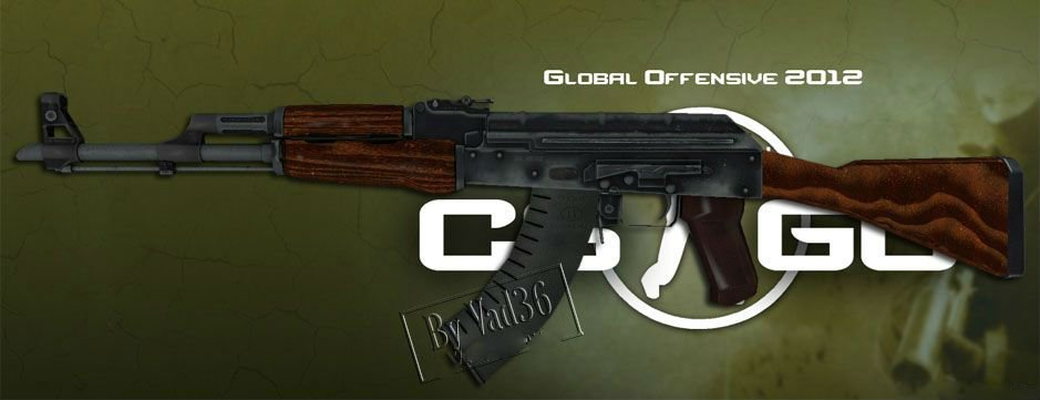 Cs Go Ak 47 HD Walls Find Wallpapers 939x361